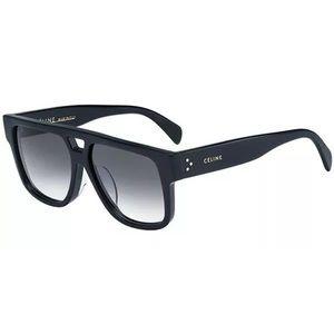 CELINE Oversized Aviator Sunglasses cl 41036/f/s
